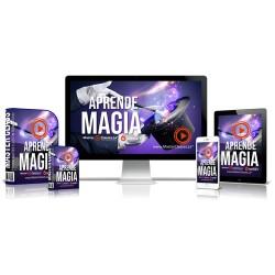 Aprende magia. Curso en vídeo.